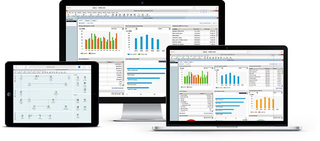 Online Accounting Software | Reckon Accounts Hosted